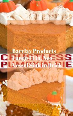 Meta Given's Pumpkin Pie Filling #nobakepumpkinpie #nobakepumpkinpiecheesecake #nobakepumpkinpieoatmealcookies #nobakepumpkinpiebites #nobakepumpkinpieinabag #nobakepumpkinpieinajar No Bake Pumpkin Pie, Baked Pumpkin, Sink In, Vessel Sink, Utensils, Inventions, Make It Yourself, Baking, Breakfast