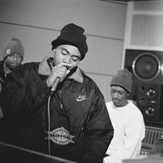 Lisa Leone witnessed Nas recording Illmatic, the rise of The Fugees and the golden age of hip hop.