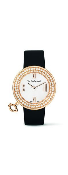 #Van Cleef & Arpels Charms – Gift of Time, #Watch, #Timepiece, http://www.style-tips.com/en/news/archives/58045
