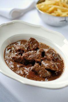 Meritus-stoofvlees met Westmalle Dubbel