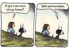 novas oportunidades