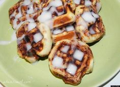Waffle Maker Recipes: Think Beyond The Waffle (PHOTOS)