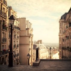 Montmatre, Paris