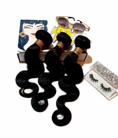 Eyelash Extensions, Hair Extensions, Facebook Store, Black Sunglasses, Hair Type, Mink, Eyelashes, Fashion Jewelry, Classy