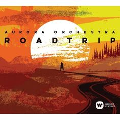 """Aurora Orchestra's """"Roadtrip"""" album brings you compositions by John Adams, Charles Ives, Aaron Copland as well as folk and pop-song arrangements and new works by Nico Muhly and Max Baillie."""