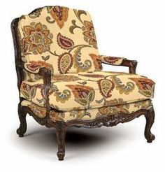 Joselyn Hibiscus Accent Chair