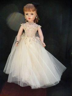 RARE Vintage Madame Alexander 1940s Kathryn Grayson Doll All Original   eBay