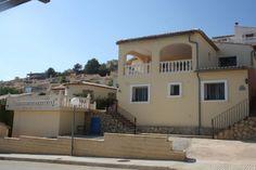 villa for sale in jalon valley spain