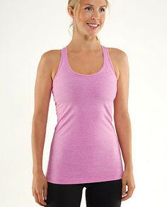 74312bbeed23ad lululemon cool racer back heathered smokey rose sz 8