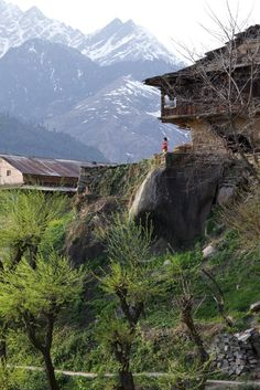 Manali, Himachal Pradesh - one of my favorite places in India