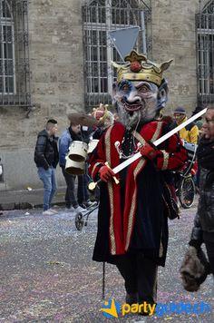 Fasnacht Chur - Carnival in Chur, Graubünden