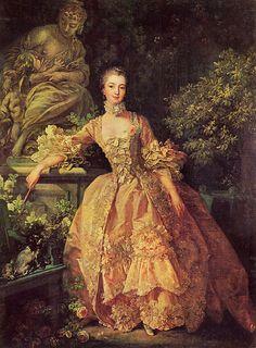 Madame de Pompadour,1759