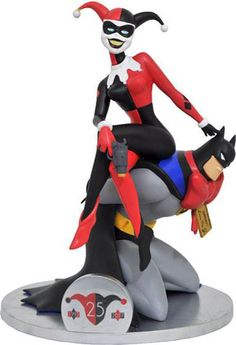 Batman The Animated Series Gallery Deluxe Harley Quinn 25th Ann : Forbidden Planet