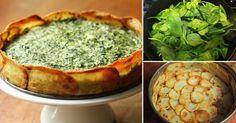 Prepara esta original versión de la clásica y sabrosa tarta de espinaca.