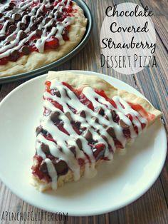 Strawberry Pizza, Strawberry Desserts, Just Desserts, Delicious Desserts, Dessert Recipes, Marshmallows, Oreo, Bbq, Good Healthy Recipes