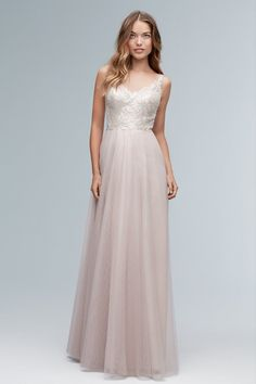 Wtoo Bridesmaid Gowns come in many intriguing styles. Rich cocoa browns, royal blues, emerald greens, and ruby red bridesmaid dresses are just the beginning. Designer Bridesmaid Dresses, Wedding Bridesmaid Dresses, Bridal Dresses, Wedding Gowns, Boho Bridesmaids, Sequin Bridesmaid, Bridal Reflections, Mob Dresses, Handmade Dresses