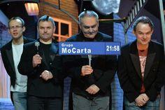 Wśród gości szóstego odcinka była Grupy MoCarta (fot. I. Sobieszczuk/TVP)
