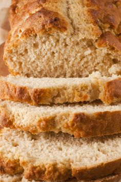 Beer Bread ~ or 7up Bread in my case ;)