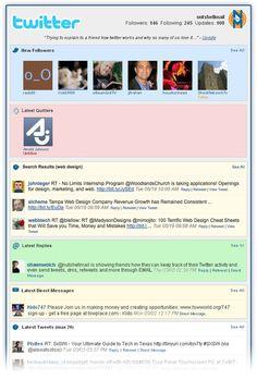 NutshellMail Veille par mail sur vos réseaux sociaux.