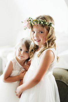 Beyond adorable: http://www.stylemepretty.com/2015/09/28/romantic-malibu-vineyard-wedding/ | Photography: Jana Williams - http://jana-williams.com/