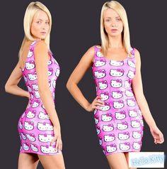 Women's Hello Kitty Dress