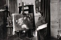 El simbolista Eugène Carrière