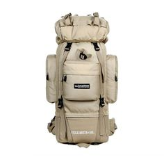 089b9a9962c0 Camping Backpack Large Capacity 85L Outdoor Hiking Multifunctional Rucksack   outdoor  sports Backpack Brands