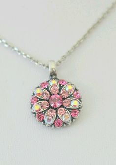 d2e61eaaa Guardian Angel Necklace, Guardian Angels, Angel Pendant, Mariana, Pink  Roses, Beaded