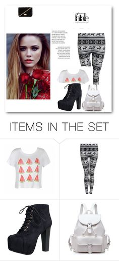 """""""chill"""" by shakiadinkins on Polyvore featuring art"""