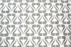 "Home fabric Cotton Linen-  "" I Heart Pipe"" Grey (Fat Quarter 27""x18"") READY TO SHIP. $12.00, via Etsy."
