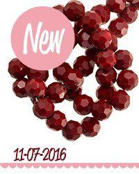Nieuwe facet #kralen, sprankelend #mooi voor elk #sieraad per streng zo'n 100 stuks voor € 3,95
