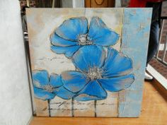 Handmade Oil Painting Flowers