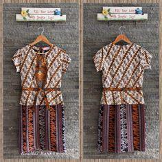 Maumere lawas meet Batik Lawas, by Gendhis Batik