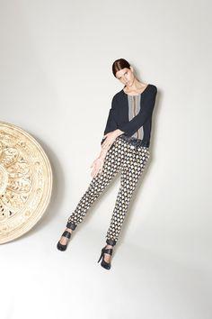 Sass & Bide Pre-Fall 2014 Collection Slideshow on Style.com