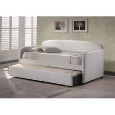Hillsdale Springfield Daybed w/Trundle - White- 1642DBT Daybed Set NEW
