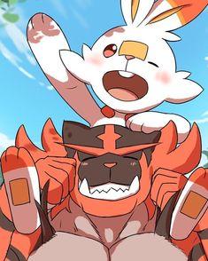 Pokemon Incineroar, Pokemon Team Rocket, Pokemon Manga, Pokemon Memes, Pokemon Fan Art, Cool Pokemon, Japanese Games, Furry Drawing, Furry Art
