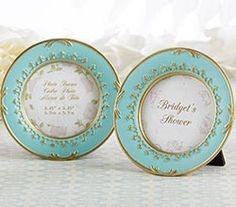 Keep those memories for a lifetime inside our Kate Aspen Tea Time Whimsy Frame! As guest gifts at your tea party bridal shower or birthday. Tea Party Favors, Unique Wedding Favors, Wedding Ideas, Wedding Table, Wedding Planning, Tea Party Bridal Shower, Bridal Showers, Kate Aspen, Vintage Wedding Theme