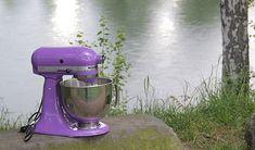 Purple KitchenAid Mixer (Grape!)