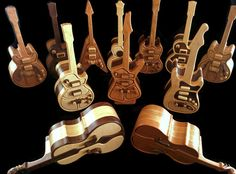 Guitar & Violin Shaped Boxes (image only)