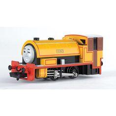 Bachmann Trains Thomas & Friends Ben Locomotive w/ Moving Eyes- HO Scale Train #Reviews
