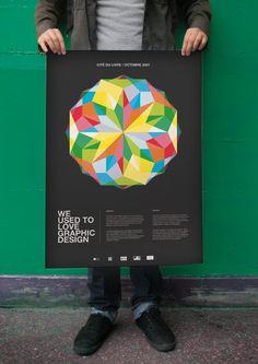 SPIO - we used to love graphic design