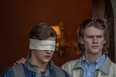 X-Men Apocalypse: Scott and Alex Summers (Tye Sheridan and Lucas Till)