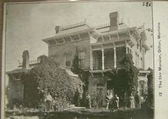 Orr Mansion, Dillon, Montana