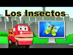 Descubriendo a Los Insectos - Videos Educativos para niños - Barney El Camión - YouTube How To Speak Spanish, Yoshi, Videos, Classroom, Make It Yourself, Activities, History, Youtube, Study
