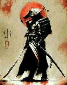 Stream Samurai☯_Trap___Bass_Japanese_Type_Beat_☯_Lofi_HipHop_Mix by Legendary_killer from desktop or your mobile device Ronin Samurai, Ronin 2, Samurai Swords, Samurai Artwork, Samurai Drawing, Art Asiatique, Art Japonais, Japan Art, Martial Arts