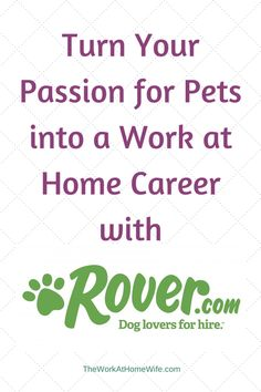 The holidays are a great time to consider starting a pet sitting business. People are traveling, maybe they are hosting guests that aren't so fond of Fido. Many pet parents prefer one-on-one sitting as opposed to boarding. That opens the door for an extremely flexible and rewarding home business opportunity.