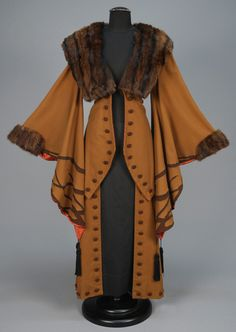 Coat, early 20th century From Whitaker Auctions   gdfalksen.com