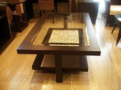 87348530f1b Looking for Living Room Wooden Center Table designs and pictures  Here we  are with the collection of beautiful wooden Center Table which can bring a  new ...