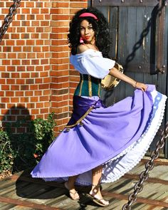Disney style is your style signature style disney style and anatomy dance la esmeralda by momokurumi on deviantart solutioingenieria Image collections