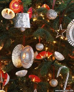 "See the ""Foil Ornaments"" in our Easy Christmas Ideas gallery"